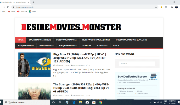 Desiremovies New Site 2020 Watch Movies For Free Download Latest Bollywood Hollywood Dual Audio Movies Gadgets To Live