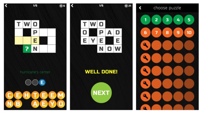 best crossword puzzle app