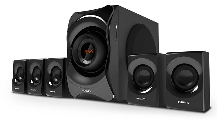 best home theater system in India.