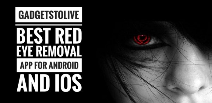 Best Red Eye Removal Apps