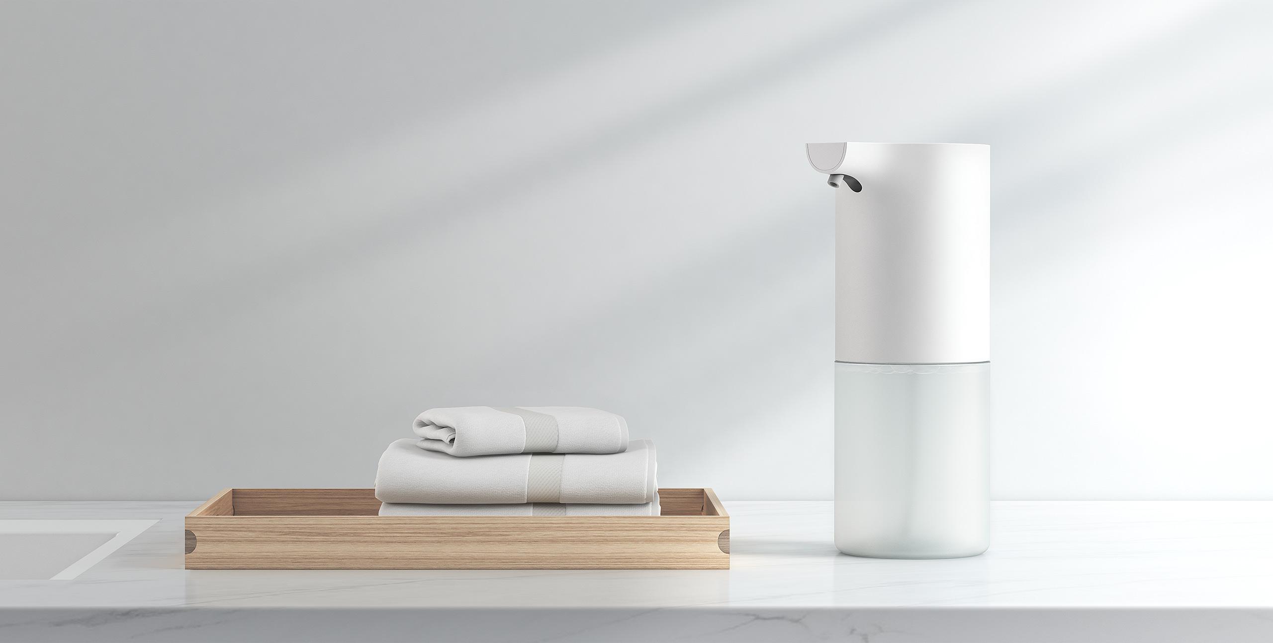 Mi India Smarter Living 2021 : Mi Automatic Soap Dispenser