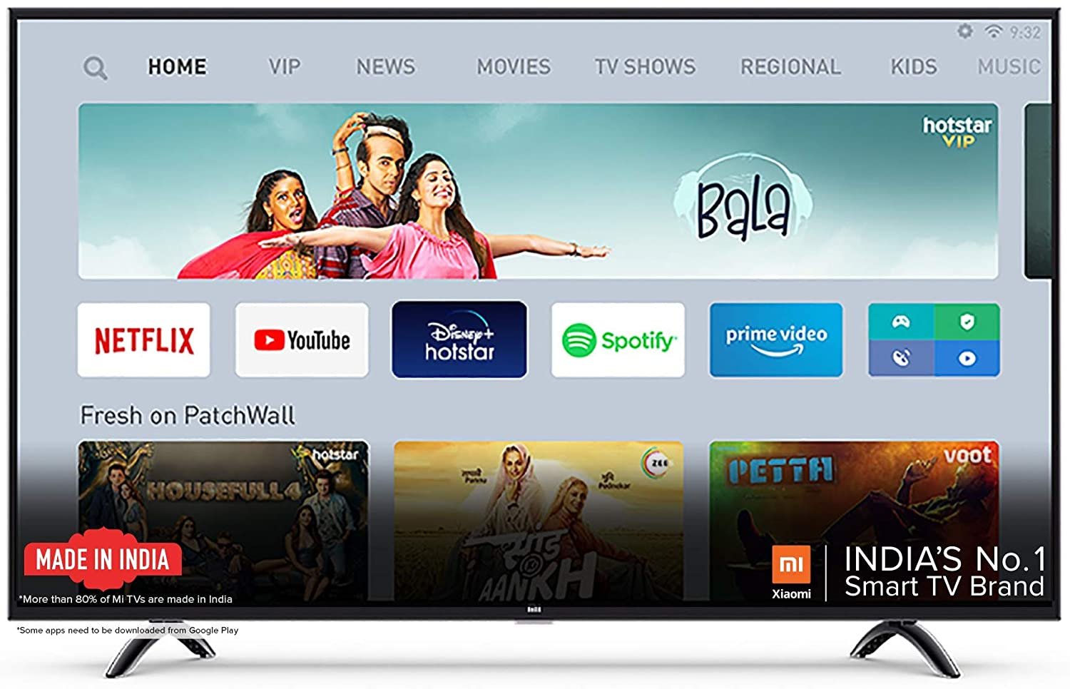 Best Smart TV under 15000 Rs in India